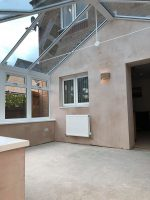 All Electrical Work and Plastering Included In The Price